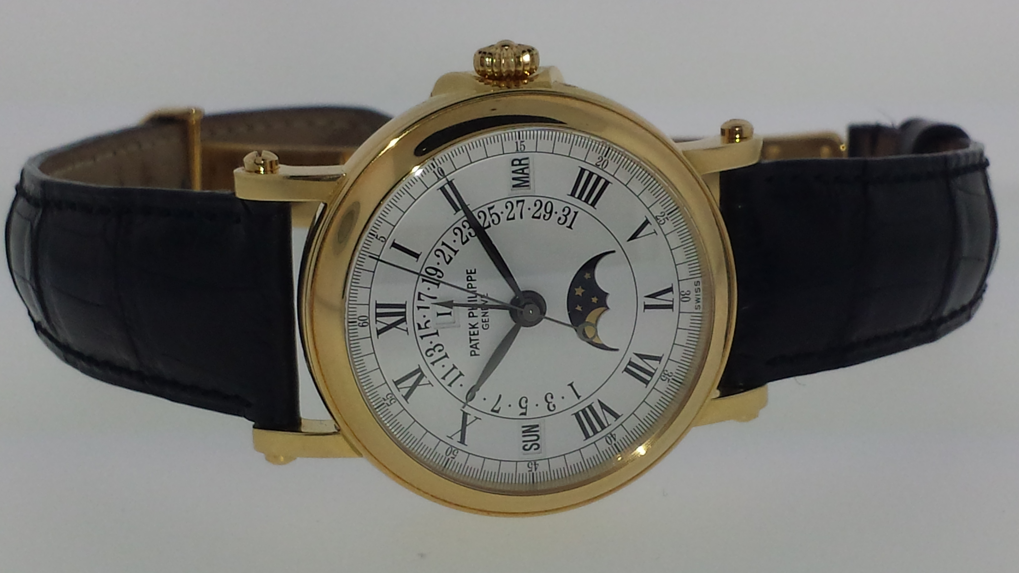 vacheron used rose watches patrimony product watchestimeless gold timeless constantin ref ultra flat
