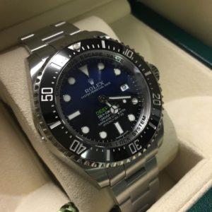 Rolex Sea-Dweller Deepsea NEWW