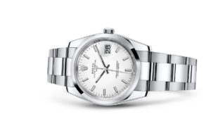 Gent's Rolex Oyster Perpetual Stainless Date Just