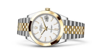 Gent's Rolex Oyster Perpetual Date Just