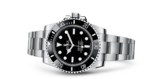 Men's Rolex Submariner Stainless