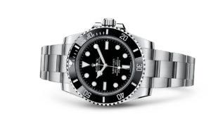 Men's Rolex Submariner Stainless