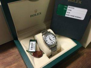 Men's Rolex Oyster Perpetual