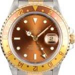 "Rolex "" Root Beer"" GMT Master"