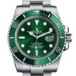 "Rolex ""Hulk"" Submariner"