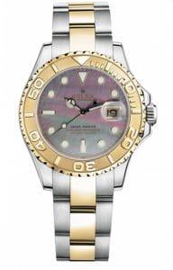 Rolex Ladies Yacht Master