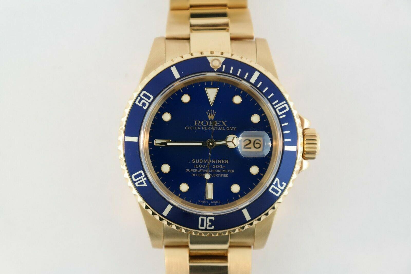 Rolex Submariner 16808