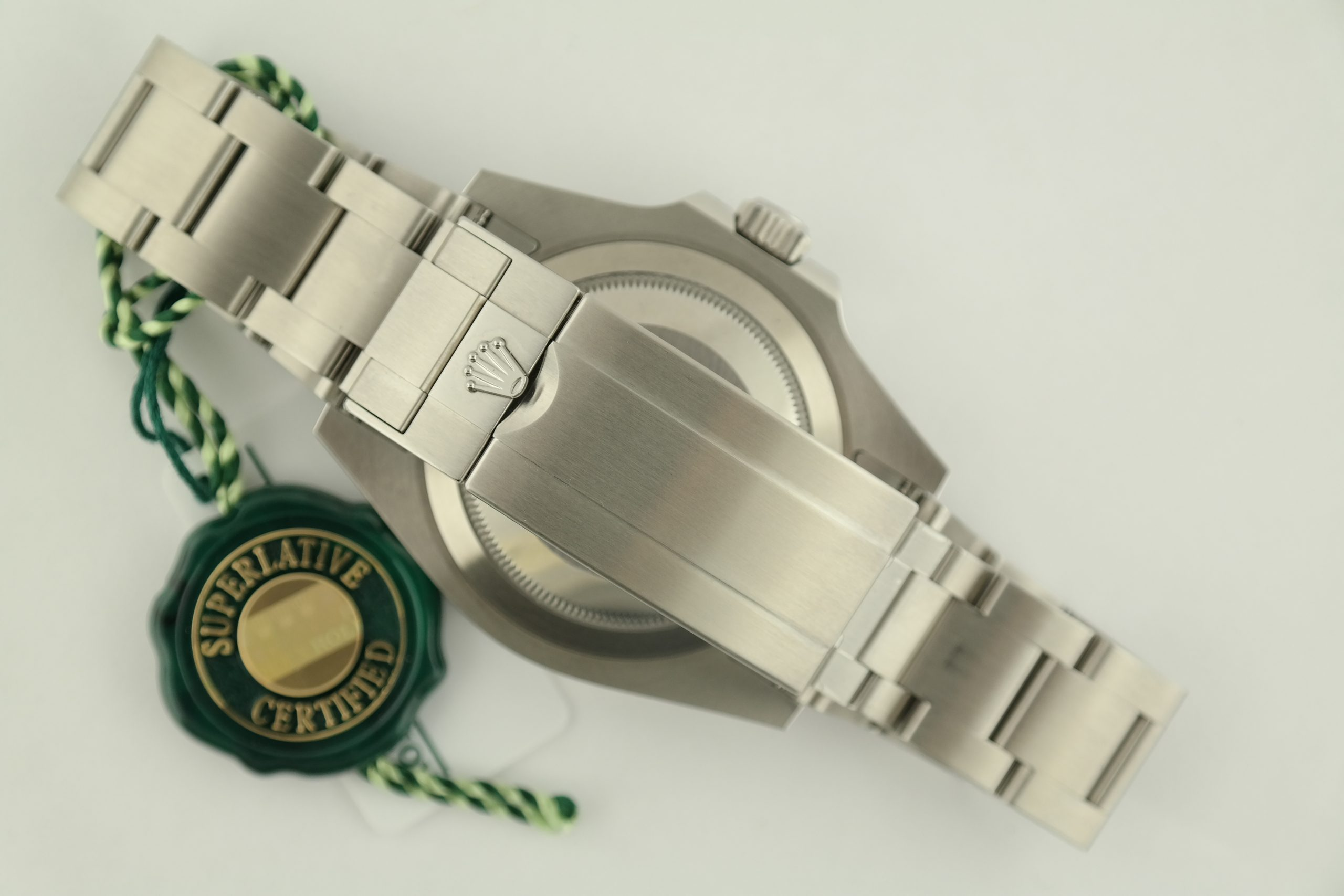 "Rolex Submariner Date 126610LV ""Kermit"" 41mm Black Dial Green Bezel Box & Papers"
