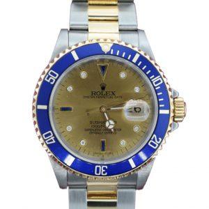 Mens Rolex Submariner